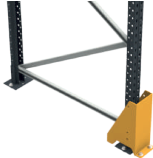 Upright protection elements | POLYPAL STORAGE SYSTEMS