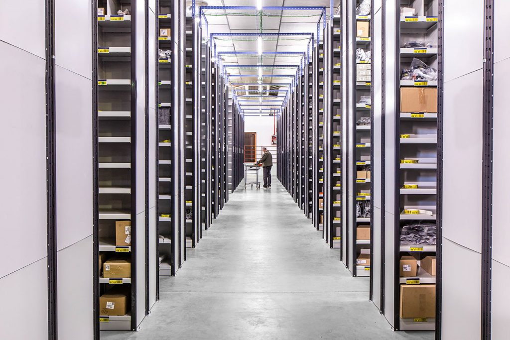 Light duty shelving | POLYPAL STORAGE SYSTEMS