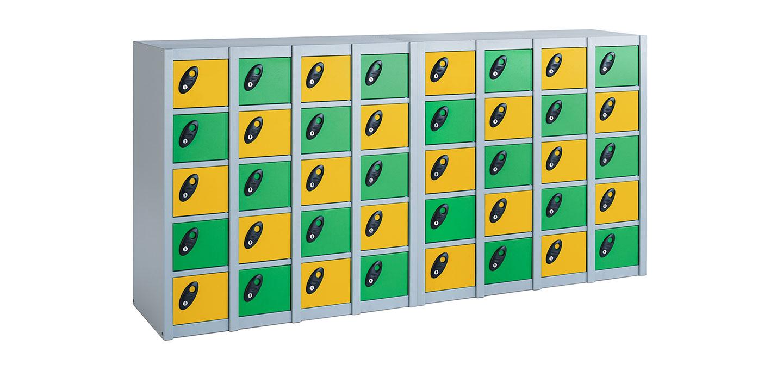Taquillas para objetos pequeños | POLYPAL STORAGE SYSTEMS