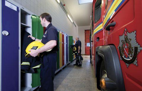 Casiers pour services d'urgences | POLYPAL STORAGE SYSTEMS