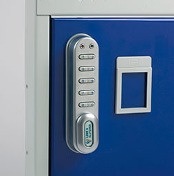 Digital Combination Lock | POLYPAL STORAGE SYSTEMS
