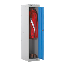 Three-quarter height 1 door | POLYPAL STORAGE SYSTEMS