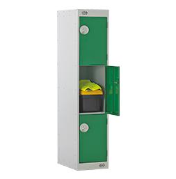3 deuren hoogte driekwart | POLYPAL STORAGE SYSTEMS
