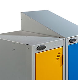 Coiffe inclinée | POLYPAL STORAGE SYSTEMS