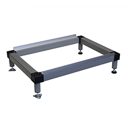 Adjustable feet for plastic lockers | POLYPAL STORAGE SYSTEMS
