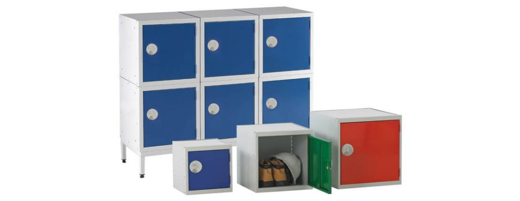 Cube lockers | POLYPAL STORAGE SYSTEMS