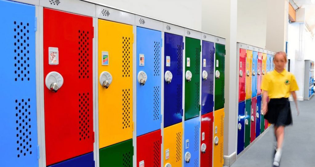 School lockers | POLYPAL STORAGE SYSTEMS