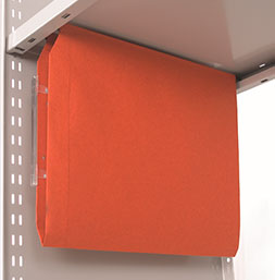 Plateau section ouverte | POLYPAL STORAGE SYSTEMS