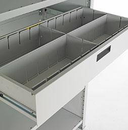 Cajón extraíble | POLYPAL STORAGE SYSTEMS