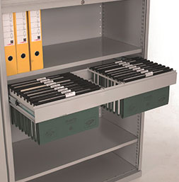Porte-documents amovible | POLYPAL STORAGE SYSTEMS