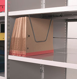 Spacer under the shelf | POLYPAL STORAGE SYSTEMS
