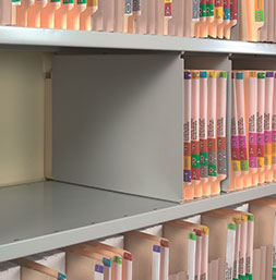 Full spacer | POLYPAL STORAGE SYSTEMS