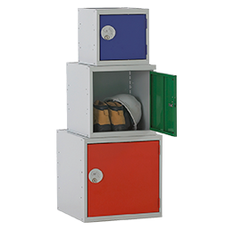 Cubo lockers  | POLYPAL STORAGE SYSTEMS