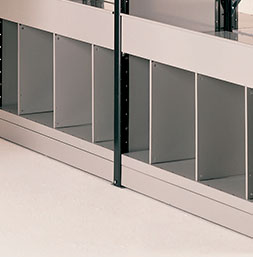 Zócalo de estantería | POLYPAL STORAGE SYSTEMS