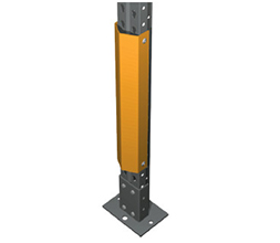 Centrador de paleta para puntal | POLYPAL STORAGE SYSTEMS