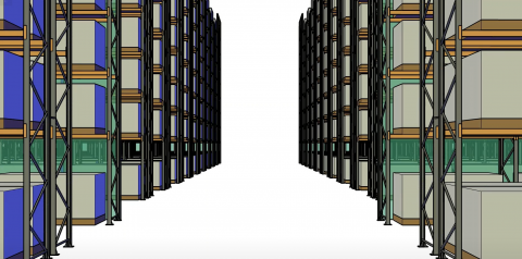 Software de diseño de sistemas de almacenaje Design 360