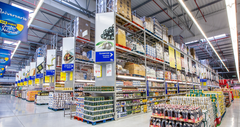 Cadena Suministro Alimentaria | POLYPAL STORAGE SYSTEMS