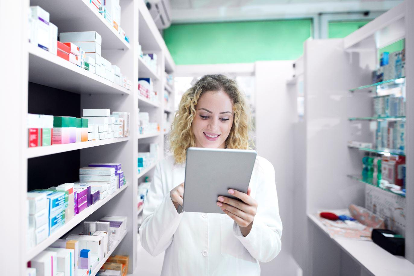 Logística farmacéutica | POLYPAL STORAGE SYSTEMS